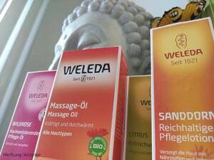Hochqualitative Öle von Weleda